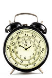 Hypnotic Clock Royalty Free Stock Image
