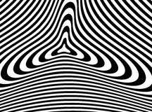 Hypnotic Fascinating Abstract Image.Vector Illustration. Stock Photography