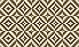 Hypnotic grungy patroon royalty-vrije illustratie