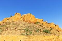 Hypnotic Jaisalmer golden fort,rajasthan, india Stock Photos
