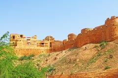 Hypnotic Jaisalmer golden fort,rajasthan, india Stock Image