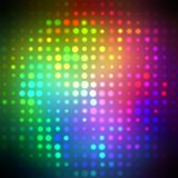 Hypnotic lights Royalty Free Stock Images