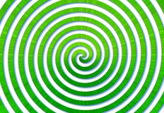 Hypnotic Swirl Royalty Free Stock Image