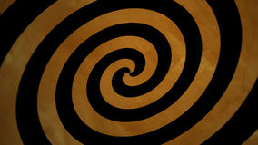 Hypnotic Swirl Exploding stock video footage