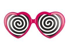 Hypnotisé par l'amour Image libre de droits