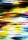 Hypnotische phosphoreszierende klare Pastelldesignstellen, abstrakter spielerischer Hintergrund Stockbild