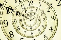 Hypnotische Uhr Lizenzfreies Stockfoto