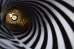 Hypnotische Uhren Stockfotos
