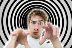 Hypnotiseur Stock Fotografie