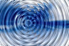 hypnotisk abstrakt bakgrund stock illustrationer