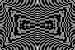 hypnotisk modell Kan användas som en vykort royaltyfri illustrationer