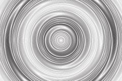 Hypnotisk spiral vektorabstrakt begreppbakgrund Royaltyfria Bilder