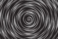 Hypnotisk spiral vektorabstrakt begreppbakgrund Arkivfoton
