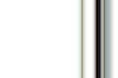 Hypnotiska ramlinjer på vit bakgrund Fotografering för Bildbyråer