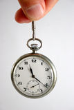 Hypnotism do relógio Foto de Stock Royalty Free