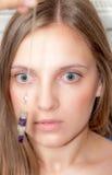 Hypnotized Blick Lizenzfreie Stockbilder
