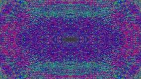 Hypnotizing pattern or light leaks glittering background.