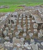 hypocaust rzymski Zdjęcia Stock