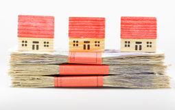 Hypothèque Photographie stock
