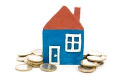 Hypothèque du concept. Photographie stock