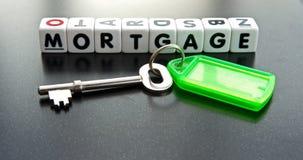 Hypotheek Stock Foto's