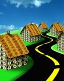 Hypotheek royalty-vrije illustratie