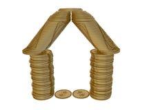 Hypothek Lizenzfreie Stockbilder