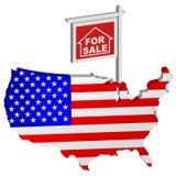 Hypothekenkrise Lizenzfreies Stockfoto