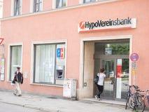 Hypovereinsbank Μόναχο Στοκ Εικόνα