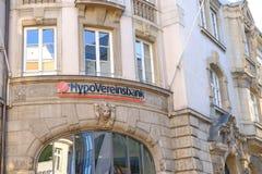 Hypovereinsbank Royaltyfri Bild