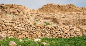 Hyrcania fästning royaltyfria foton