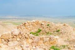 Hyrcania fästning fotografering för bildbyråer