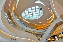 Hysan place shopping mall interior, hong kong Royalty Free Stock Images