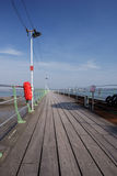 Hythe Pier Stock Photography