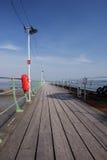 Hythe Pier Stockfotografie