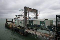 Hythe Pier Hampshire R-U images libres de droits
