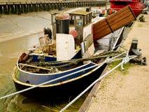 Hythe Quay, Colchester Imagenes de archivo