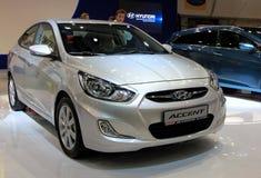 Hyundai Accent  Stock Photos