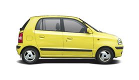 Hyundai Atos Royalty Free Stock Image