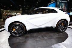 Hyundai Concept Car. At Chicago Auto Show 2012 Stock Photos