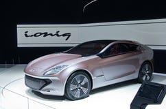 Hyundai Concept I-oniq Stock Photo