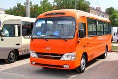 Hyundai County Royalty Free Stock Photos