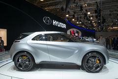 Hyundai Curb Concept Small Crossover Royalty Free Stock Image