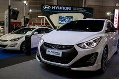 Hyundai Elantra Fotografia de Stock Royalty Free
