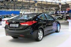 Hyundai Elantra MD Stock Photo