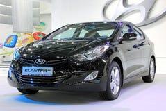 Hyundai Elantra MD Royalty Free Stock Photography