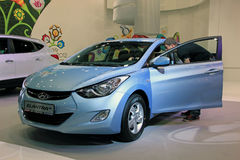 Hyundai Elantra MD Royalty Free Stock Images
