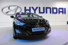 Hyundai Elantra MD Royalty Free Stock Image