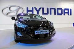 Hyundai Elantra MD Royalty Free Stock Image