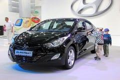 Hyundai Elantra MD Royalty Free Stock Photo